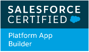 salesforce platform app builder