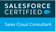 salesforce sales cloud consultant